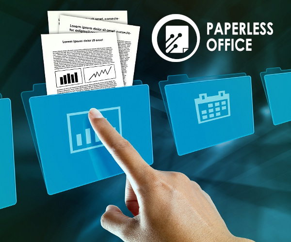 Gestión Documental - PaperlessOffice